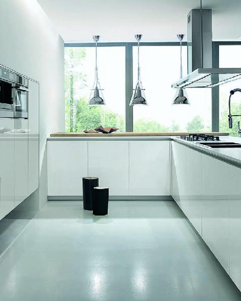Italian European Custom Luxury Modern Contemporary Kitchen Cabinets ...
